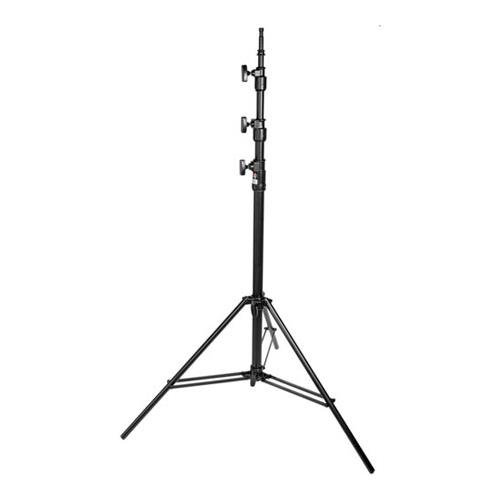 Matthews Light / Heavy Triple Riser Kit Stand   Black by Matthews