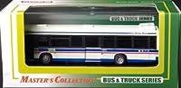 1/80 川崎鶴見臨港バス(ホワイト×ブルー) 「マスターズコレクション バス&トラックシリーズ No.32」 64014の商品画像