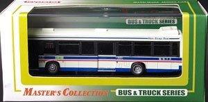 1/80 川崎鶴見臨港バス(ホワイト×ブルー) 「マスターズコレクション バス&トラックシリーズ No.32」 64014
