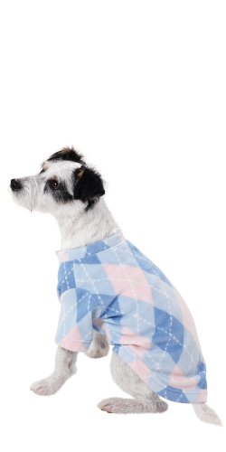 Snuggle Fleece (TM) Argyle Pajamas for Dogs XXL, My Pet Supplies