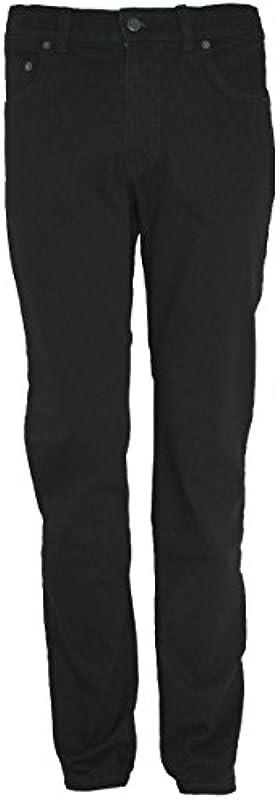 Pioneer Stretch Jeans 9491.11.1144 Ron czarny/Black Denim: Odzież