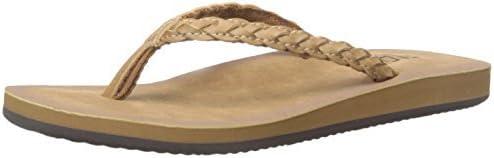 Flojos Women's Sky Sandals Tan 6