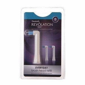 DentistRx Revolation Everyday Brush Head Refill, 1 ea by DentistRx