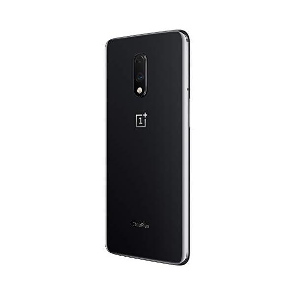 OnePlus 7 (Mirror Grey, 8GB RAM, Optic AMOLED Display, 256GB Storage, 3700mAH Battery)