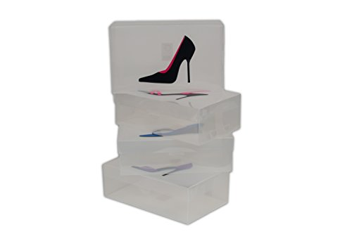 Clear Printed Womans Storage designs product image