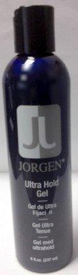 Jorgen Ultra Hold Gel 8 oz for human hair wigs