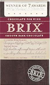 Brix Chocolate for Wine - Pack of 2 (Smooth Dark - 54%)