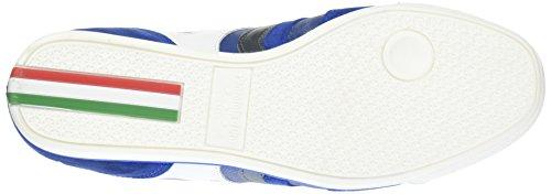 Uomo Herren Pantofola Vasto Low Blau d'Oro Blue Olympian Sneaker Funky v4SOq1