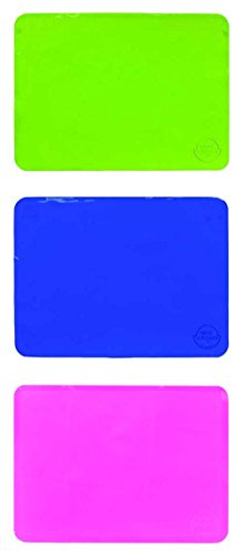 Neat Solutions Sili-Stick Table Topper, 3-Count
