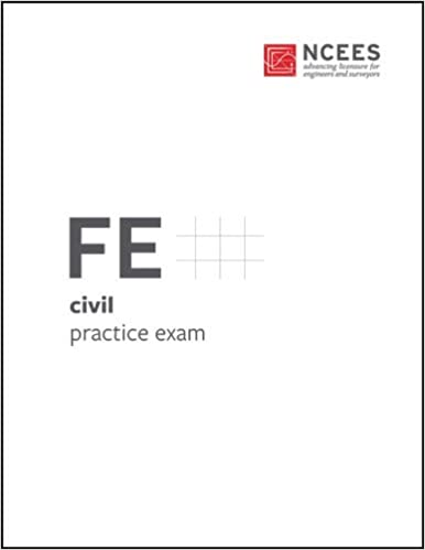 Fe Civil Sample Questions And Solutions Book