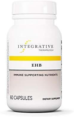 Integrative Therapeutics - EHB (Echinacosides, Hydrastine, Berberine) - Immune Supporting Nutrients - 60 Capsules