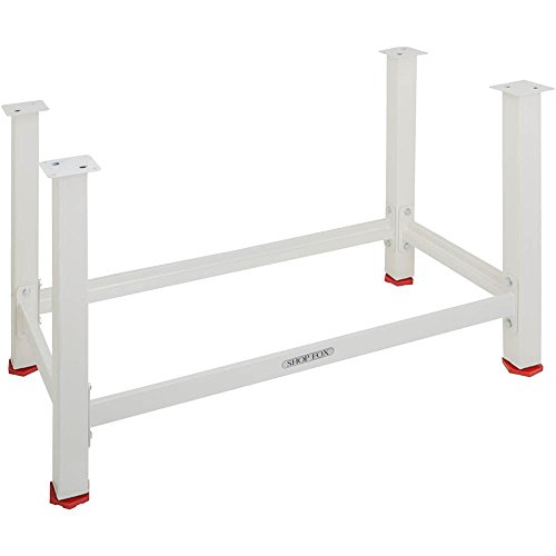 Shop Fox D2910 Heavy Duty Workbench Leg System ()