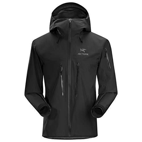 Arc'teryx Men's Alpha SV Jacket Black Medium