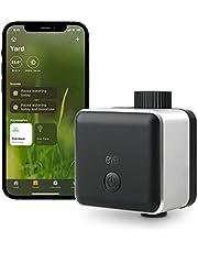 Eve Aqua – Slimme waterregelaar voor Apple Woning-app of Siri, besproei automatisch met schema's, gebruiksvriendelijk, toegang op afstand, geen bridge, Bluetooth, Thread, HomeKit