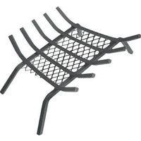 Homebasix LTFG-W27 97275 Fireplace Grate, 13 in W x 26 in D x 6-1/4 in H by Homebasix