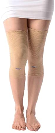 9a728f5ee2 Buy Vissco Tubular Elastic Knee Cap - XXL Online at Low Prices in India -  Amazon.in
