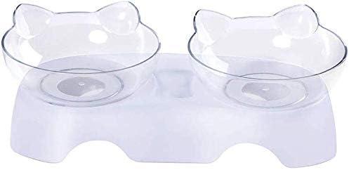 Platos ortopédicos para mascotas anti-vómitos Alimentador de agua ...