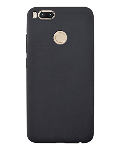 COVERNEW Back Cover for Xiaomi Mi A1  5X    Black