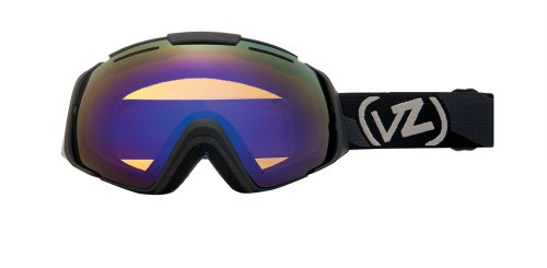 Von Zipper El Kabong Goggle (Black Satin, Astro - El Kabong Goggles