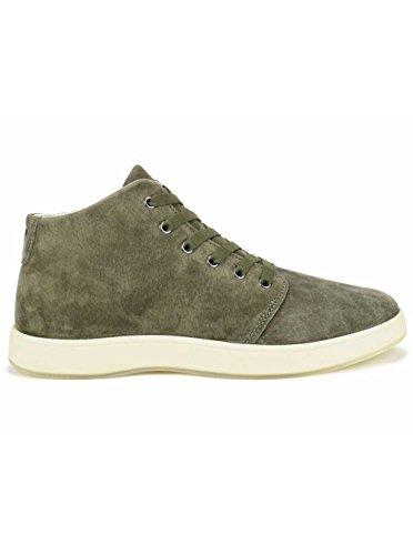 Aureus Mens Patron Sneaker Loden Green