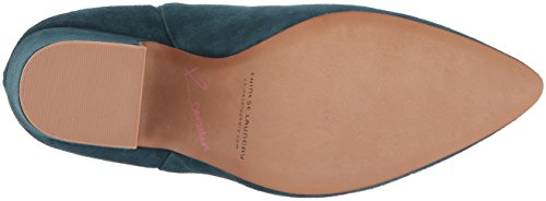 Starlight Bootie Suede Laundry Ankle Kristin Teal Chinese Women's Cavallari fR1xqO