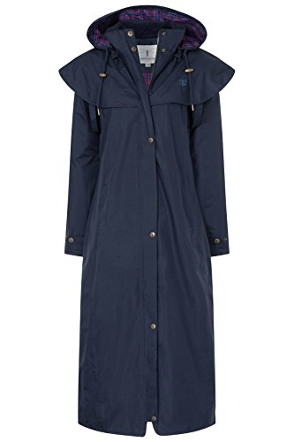 Blu Scuro Outback Trench Lighthouse Donna twI6xz