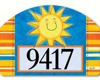 Magnet Works MAIL71084 Summer Sun Yard DeSign