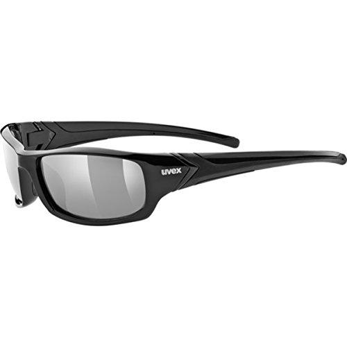 Uvex Sportstyle 211 Pola Sunglasses - 530618 (black/polavision smoke - Sunglasses Uvex