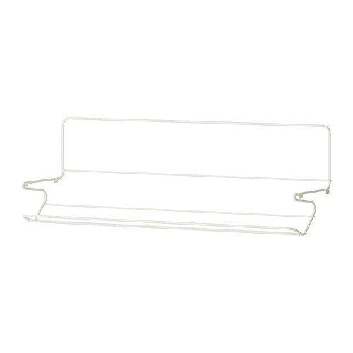 Ikea Algot/ /Zapatero para sistema de almacenamiento; en blanco; 60/cm