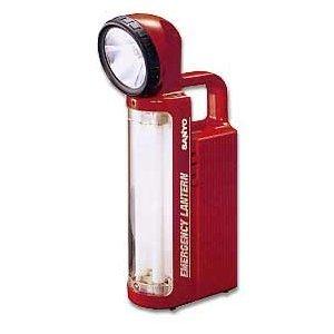 (Sanyo NL-F570 Rechargeable Emergency Lantern, 220-volt)