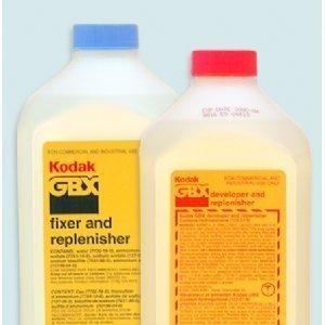 KODAK - Developer & Fixer GBX Twin Pack by Kodak