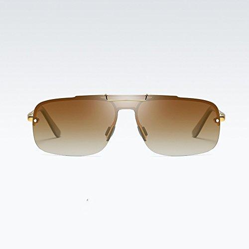 De Viento EquitacióN Aire Gafas Aluminio Magnesio Gafas De A Polarizadas Sol De Al Deportes Sol Viaje Nuevos Gafas De De Marrón Prueba Libre Gafas 4wSvqaU41r