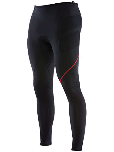 Dakine Men's Vented Paddle Pants, Black, XL (Dakine Seat Harness)