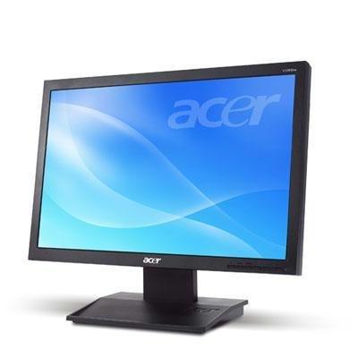 Acer Flat Panel - Acer V193W EJb 19-Inch Widescreen Flat Panel LCD Monitor (ET.CV3WP.E05)