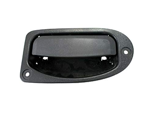 APA Replacement For Mazda Pickup Truck B2300 B2500 3000 4000 1998-2009 Outer Rear Right Door Handle 1F8072410A MA1521112