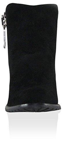 Olivia Miller Women's Sullivan Ankle Boot Black TxQYwqRv