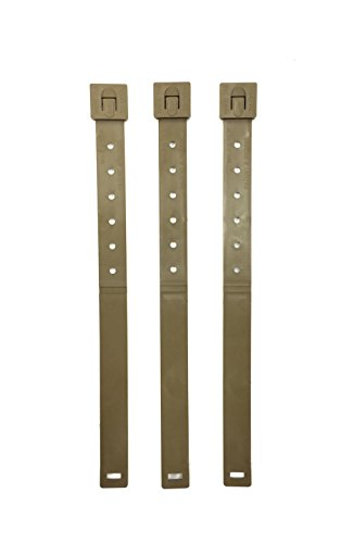Tactical Tailor Malice Clips Long (Pack of 3) (Coyote Brown)
