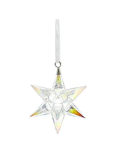 Swarovski Star Ornament, Crystal AB. 2017 ()