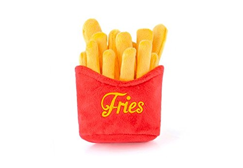P.L.A.Y American Classic Plush French Fries Dog Toy