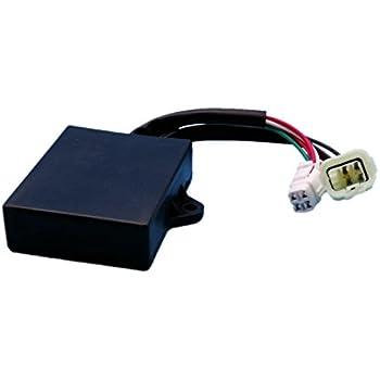 DZE 1631 CDI Box Compatible with Honda CRF 250 R 2005 OEM Repl # 30410-KRN-731