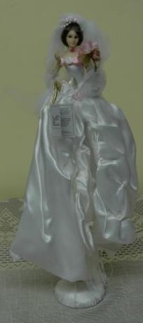 Duck House Heirloom Edition Porcelain Doll - - Heirloom Porcelain