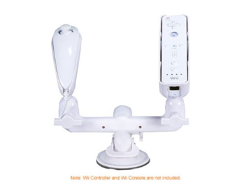 Airplane Controller Stand for Wii