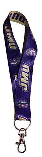 (WinCraft James Madison University JMU Dukes Key Strap Key Chain)