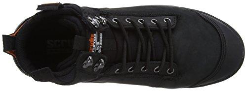Scruffs Switchback Boot - Calzado de protección Hombre Black