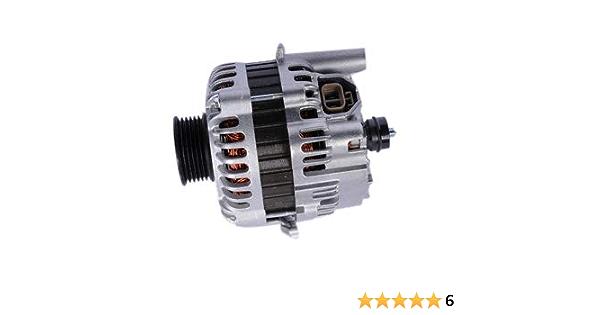 ACDelco 334-2907 Professional Alternator Remanufactured