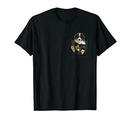 Bernese Mountain Dog In Pocket cool shirt