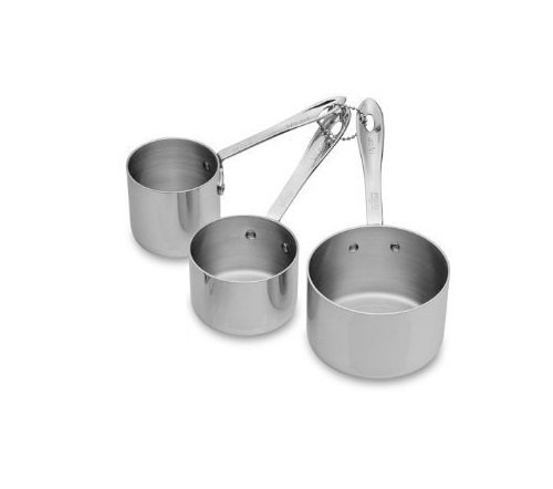 All Clad Stainless Steel Odd Size Measuring Cup