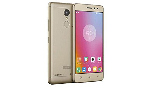 b59e7167c Lenovo K6 Note K53a48 (Gold)  Amazon.in  Electronics