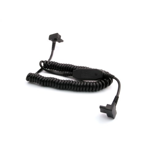 Metz MZ 5850 Coiled Power Cable V58-50 for Power Pack P76 and 58 AF-1 Flash
