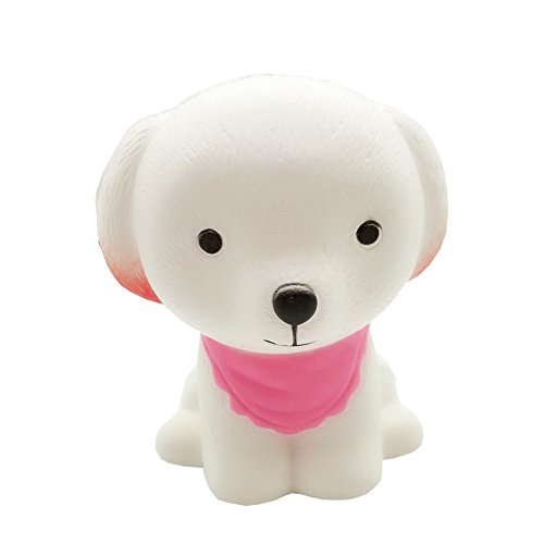 Squishies Slow Rising Toy Dog Scented Bread Decompression Squeeze Toys Decorative Large Props ()
